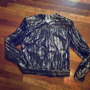 Vintage Lloyd Williams dressy blouse